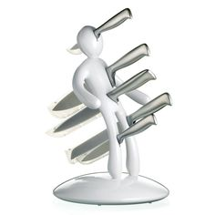 this knife holder is called 'the EX'.....amazing! Hahaha