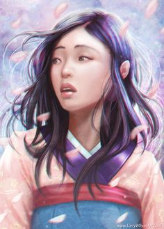 Mulan by LarryWilson on DeviantArt