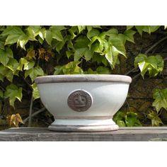 Kew Botanic Gardens Bowl - Ivory Small