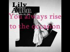 Lily Allen - Back to the Start Lyrics