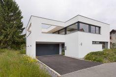 Zufahrt/Zugang: Modern Häuser von Catharina Fineder Architektur