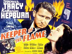 Keeper Of The Flame, Spencer Tracy Photograph