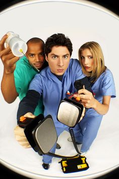 Scrubs Tv Shows, Medical Wallpaper, Comedy Series, Movie Wallpapers, Greys Anatomy, Movies To Watch, Doctor Who, Funny Shit, Medicine