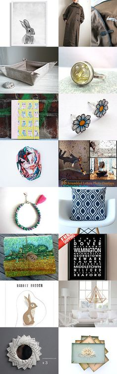 Weekend Bliss by Tammy  and daughter on Etsy--Pinned+with+TreasuryPin.com