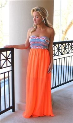 Gorgeous new dress from The Pink Lily Boutique.  Only $39 and perfect for Summer!
