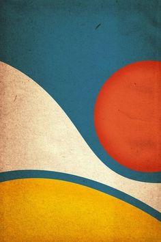Ideas for collage art geometric patterns Motif Art Deco, Minimal Wallpaper, Graphisches Design, Quilt Modernen, Surf Art, Art Moderne, Grafik Design, Graphic Art, Minimalism