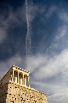 Temple of Athina, Athens Acropolis
