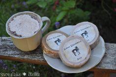 Snowflake Atelier Schokolade Ziegenmilch Seife