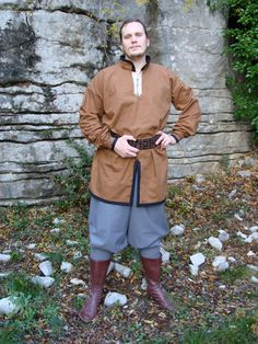 Viking Clothes by ~Bear-Crafter on deviantART