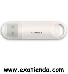Ya disponible Memoria USB 3.0 Toshiba 32gb blanco    (por sólo 26.99 € IVA incluído):   -Capacidad:32GB -Interface:USB 3.0 -Velocidad lectura: 70MB/s -Velocidad escritura: (no especificado por el fabricante) -Otros:- -Color:Blanco -P/N: THNV32SUZWHITE(BL5  Garantía de 24 meses.  http://www.exabyteinformatica.com/tienda/2020-memoria-usb-3-0-toshiba-32gb-blanco #memoria #exabyteinformatica