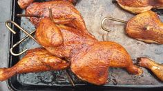 Pit Barrel Cooker Chicken
