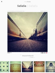 instafocus | a showcase for instagram for iPhone, iPod touch, and iPad on the iTunes App Store