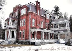 Graves Mansion AuSable Forks, NY