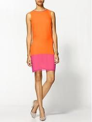 Erin Fetherston Color Blocked Shift Dress. Shop favorites at Favery!