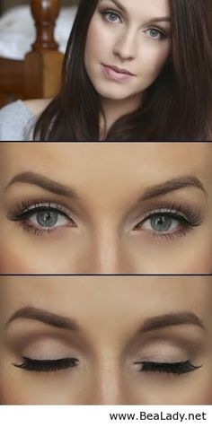 Naked 2 Palette - Everyday Eye Tutorial