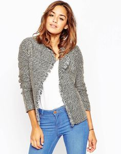 ASOS | ASOS Boucle Jacket at ASOS