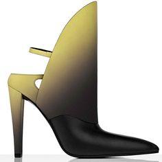 Alexander Wang shoes, $795, alexanderwang.com.    - HarpersBAZAAR.com