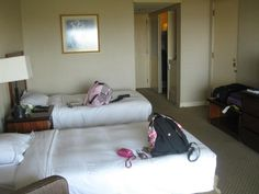 Hotel room in Colombo, Hilton.