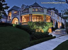TUSCANSTYLE MASTERPIECE IN NEW JERSEY New Jersey Luxury Homes - Luxury homes dallas tx