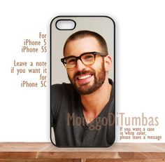 Chris Evans (3)  For iPhone 5, iPhone 5s, iPhone 5c Cases
