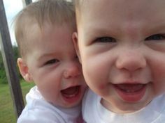 What happens when you have trouble bonding with one of your twins?
