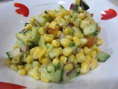 Recipe ~ Avocado Corn Salad