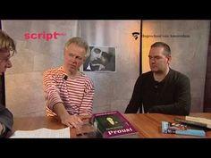 Interview over Marcel Prousts 'Du Côté de chez Swann - Scriptplus - YouTube