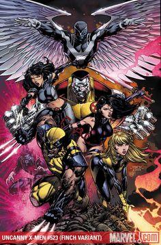 UNCANNY X-MEN #523 Variant