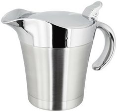 A Glug of Oil: Thermal Gravy Pot by Judge