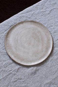 Lunar Dinner Plate Approx 24 D x !cm H