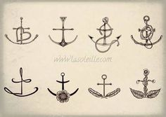 Image result for ezer dove anchor tattoo