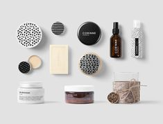 Corinne Cosmetics on Behance