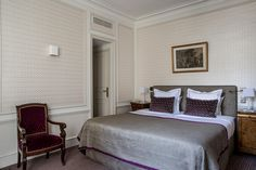 View the full picture gallery of Hotel Mansart Indoor Shutters, Chief Architect, Interior Architecture, Interior Design, Best Mother, Paris Hotels, Hotel Suites, Decoration, Pictures