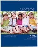 8x10 clip frame $4.50