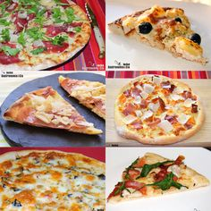 Recetas de pizza casera Fig Pizza, Good Pizza, Quiches, Pretzel Crust Pizza, Perfect Pizza Dough Recipe, Avocado Pizza, Prosciutto Pizza, Making Homemade Pizza, Chapati