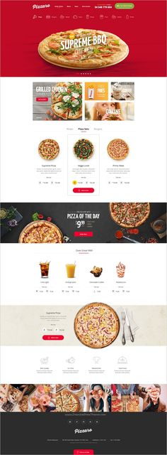 Pizzaro is modern and elegant design responsive 7in1 #WordPress theme for #pizza #fastfood and restaurant websites download now➩ https://themeforest.net/item/pizzaro-food-online-ordering-woocommerce-theme/19209143?ref=Datasata