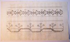 1813 - Belle Assemblee pattern