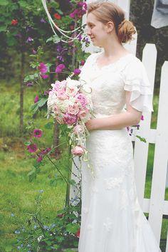 Rustic wedding with peonies.    #rusticwedding #peonies #alaska #Indianaphotographer