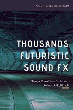 Futuristic sound effects (sweeps,transitions,laser,explosions e.c) for all kind of use. Best Sci Fi, Explosions, Sound Effects, Your Music, Futuristic, Music Videos, Commercial, Apps, Tech