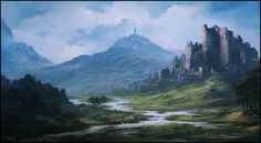 Landscape by *andreasrocha on deviantART