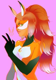 Rena Rouge the fox superhero from Miraculous Ladybug and Cat Noir Alya Miraculous, Miraculous Ladybug, Thomas Astruc, Hawk Moth, Just Pretend, Ladybug Comics, Animation, Best Shows Ever, All Art