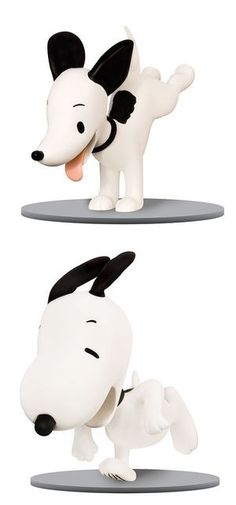 Peanuts: Snoopy Then & Now