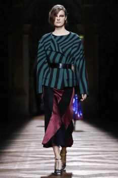Dries Van Noten F/W 14.15 Paris - the Fashion Spot