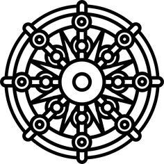 Dharma Wheel 112