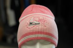 Waffle Knit, Knit Beanie, Skate, Hollywood, Knitting, Pink, Products, Fashion, Moda