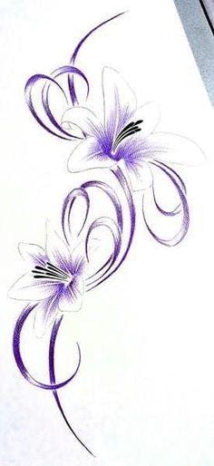 Shade Garden Flowers And Decor Ideas Blumen Tattoo - - 2 Future Tattoos, Love Tattoos, Sexy Tattoos, Beautiful Tattoos, Body Art Tattoos, Small Tattoos, Tattoos For Women, Tatoos, Maori Tattoos