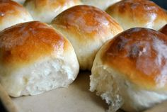"""Rocket Rolls! These are very similar to the rolls that are always made in my family """"sweet rolls"""" but without the cinnamon...I can't wait to make these minus the cinnamon!"""