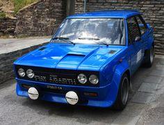 Fiat 131 Abarth - Cesana-Sestriere 2014 (14460118269) - Fiat 131 - Wikipedia