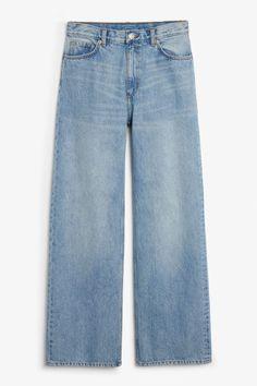 Jeans - Clothing - Monki FR