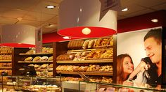 warm light bakery - Google Search